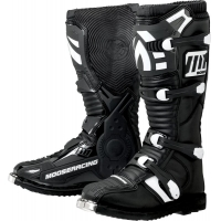 Botas m1.2 mx moose racing preto