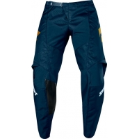 CalÇas shift whit3 label navy/gold limited edition