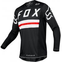 Camisola fox flexair preest preto/verm. 2018