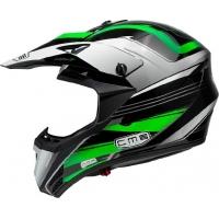 Capacete cms xr7 shield verde 2017