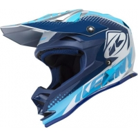 Capacete kenny performance azul 2018