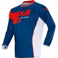 Conj. calÇa/camisola pull-in race azul 2018
