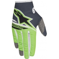 Luvas alpinestars radar flight verde 2018
