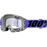 Óculos 100% accuri brentwood lente transparente