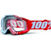 Óculos 100% accuri cupcoy lente transparente