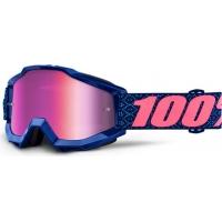 Óculos 100% accuri futura lente espelhada 2018
