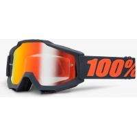 Óculos 100% accuri gunmetal 2018