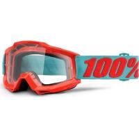 Óculos 100% accuri passion lente transparente