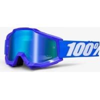 Óculos 100% accuri reflex blue 2018