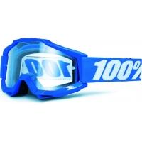 Óculos 100% accuri reflex blue lente transparente