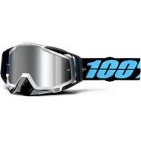 Óculos 100% racecraft + daffed lente injetada 2018