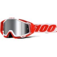 Óculos 100% racecraft + bilial lente injetada 2018