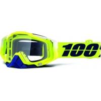 Óculos 100% racecraft tanaka lente transparente