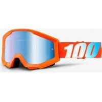 Óculos 100% strata orange 2018
