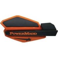 Powermadd star series laranja/preto