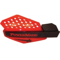 Powermadd star series verm./preto