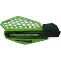 Powermadd star series verde/preto