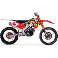 Kit grÁfico honda team world crf250 09-12 one