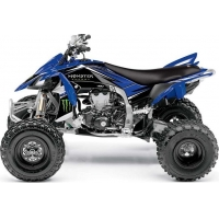 Kit grÁfico monster yfz450r 2009-2013
